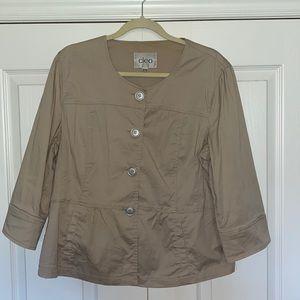 Cleo Cotton Jacket